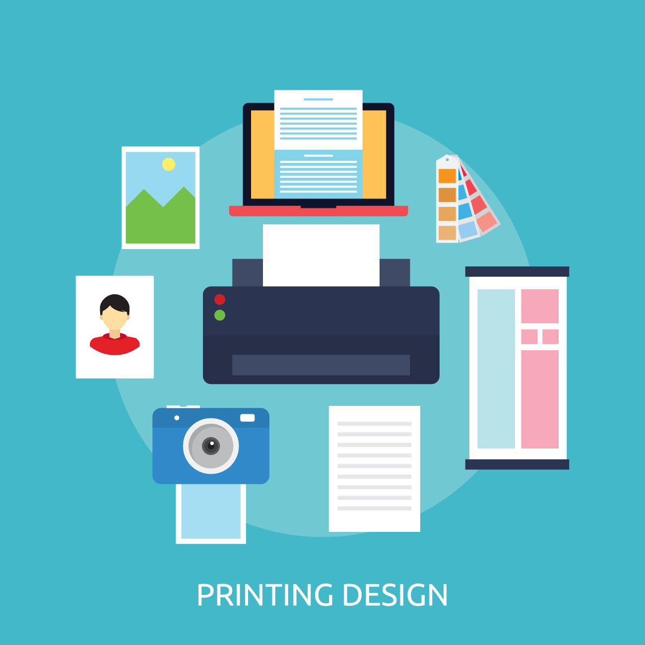 Finding a reliable print designer